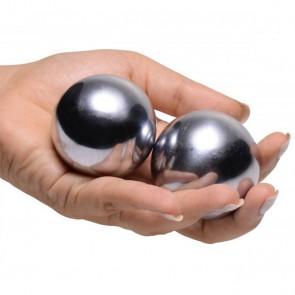 Palline Geisha Titanica Extreme Ø 5cm in acciaio Master Series