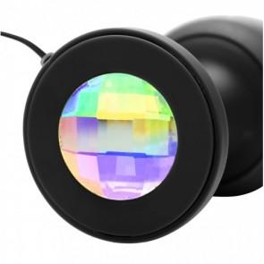 Paragon plug anale vibrante con sfera di stimolazione interna