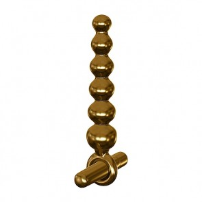 Icicles G06 Gold Edition dildo in vetro vibrante