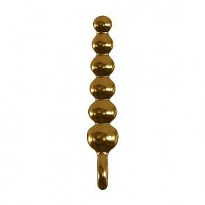 Icicles G06 Gold Edition dildo in vetro vibrante