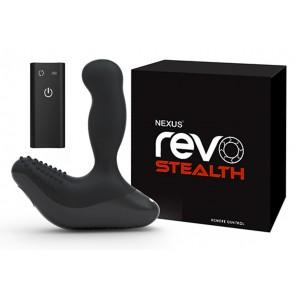 Revo Stealth vibratore prostata con telecomando