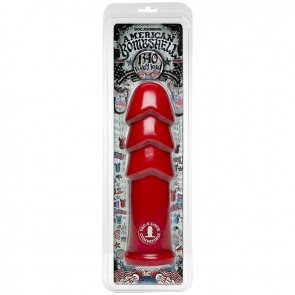 Warhead Plug anale rosso B-10 25x7cm