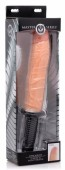 Onslaught Dildo vibrante XL con manico 35,5cm