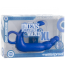 Stimolatore prostata-perineo vibrante Men Pleasure Wand XL blu